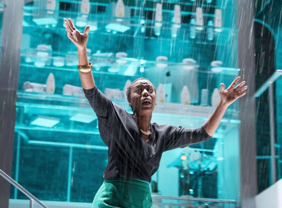 In the spotlight: Noma Dumezweni in 'Linda'