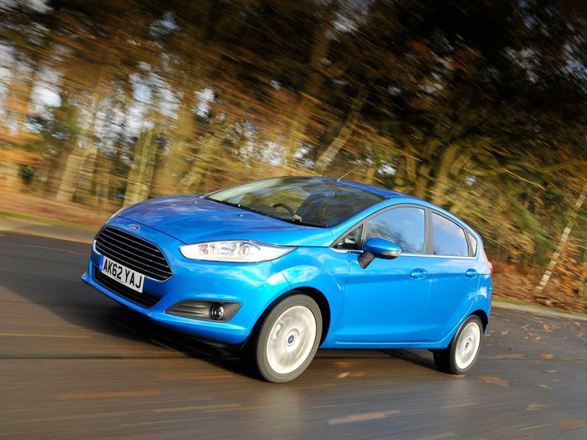 Ford Fiesta car review Few things this doesnu0027t do well u2013 and many that it does brilliantly | The Independent & Ford Fiesta car review: Few things this doesnu0027t do well u2013 and ... markmcfarlin.com