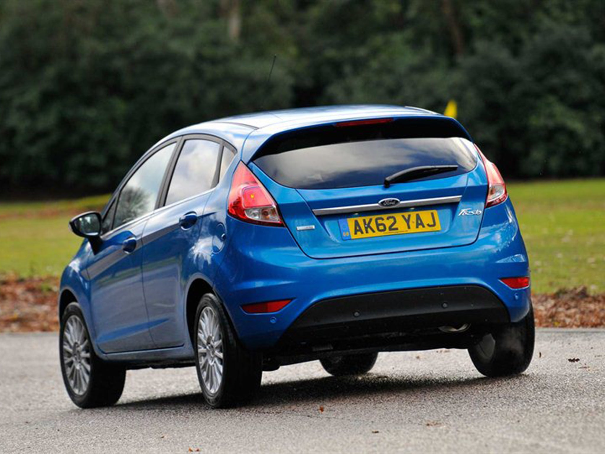 Ford Fiesta, car review: Few things this doesn't do well