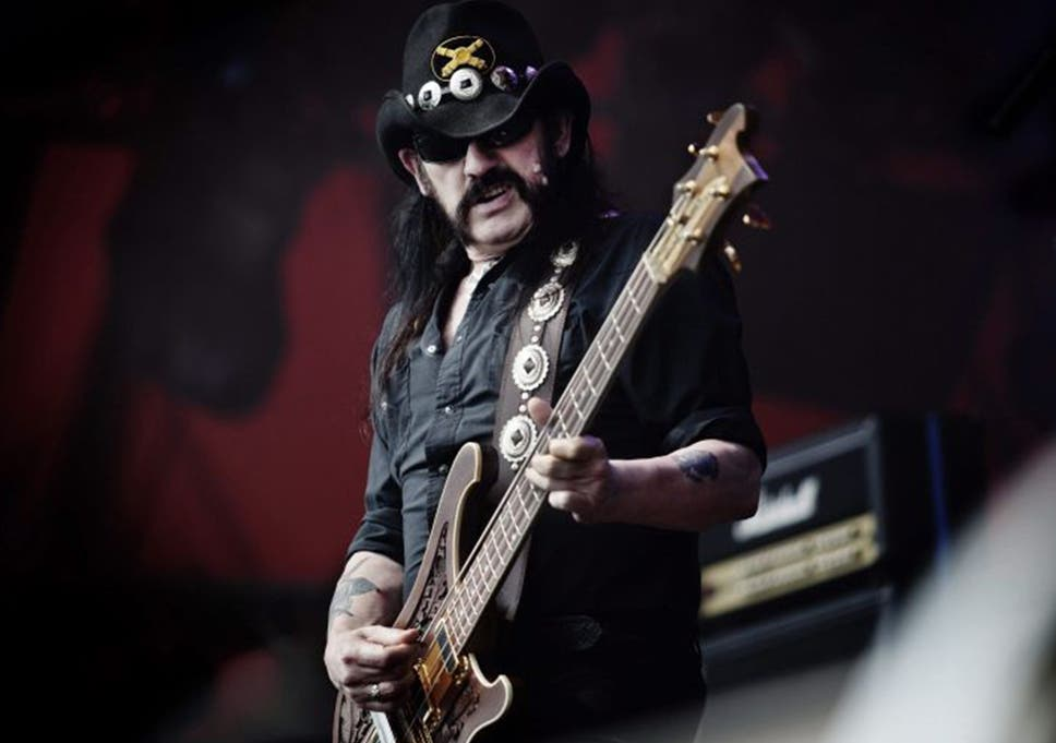 Lemmy: Fans call for periodic table element to be named