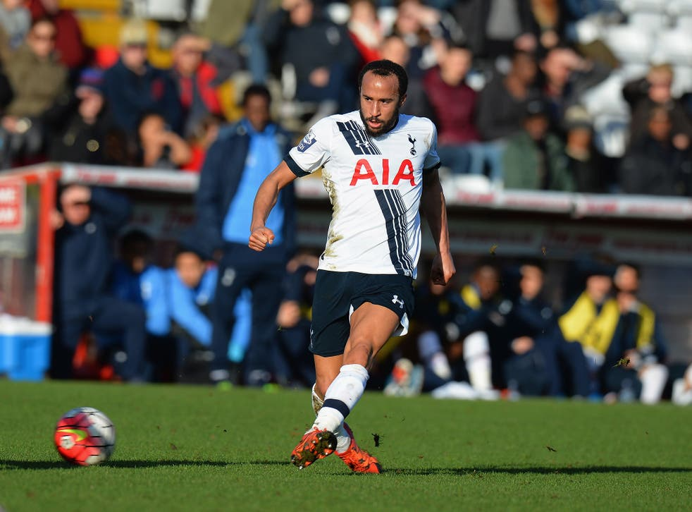 Andros Townsend is set to considerably increase the £40,000 a week Spurs pay him