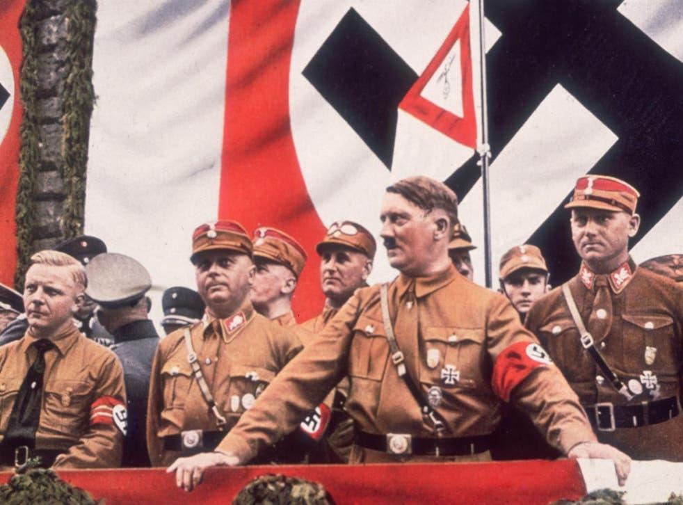 Hitler wrote Mein Kampf in 1924