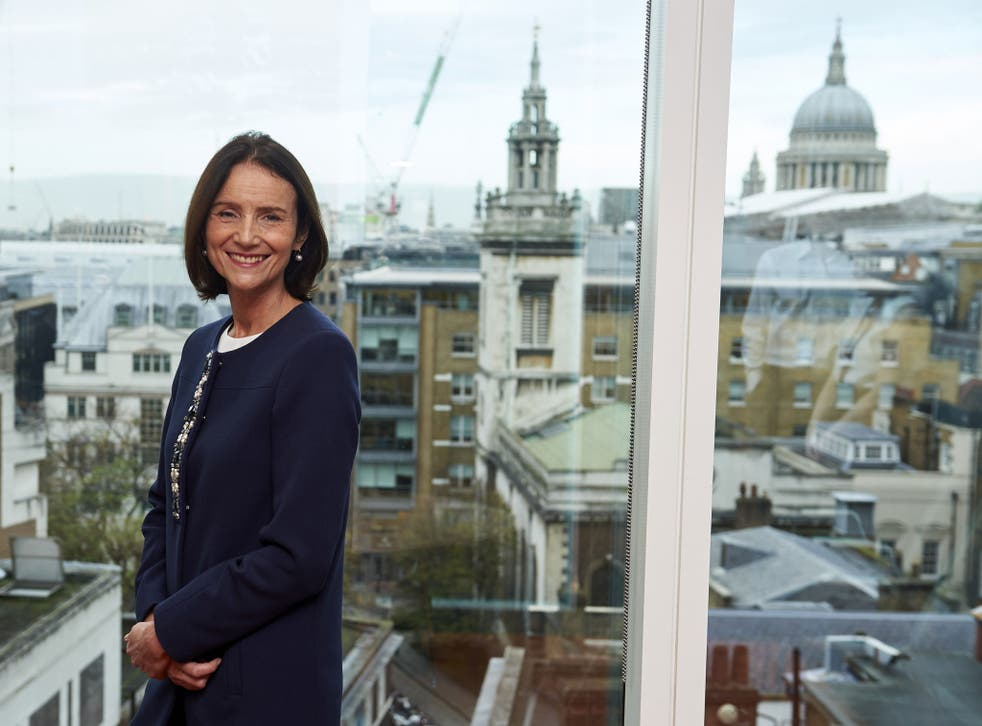 Carolyn Fairbairn said that the Government must create 'a wave of entrepreneurship' by making Britain the easiest place to establish and grow a business
