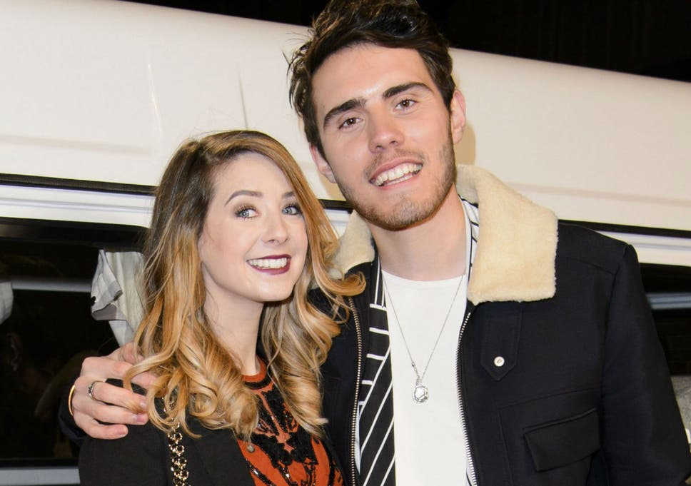 Youtubers zoe zoella sugg and alfie deyes hit out at fans for the couple are both famed youtubers m4hsunfo