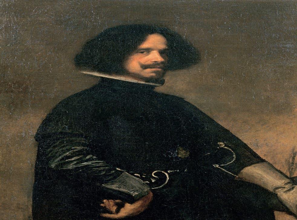 Spanish master: 'Self Portrait (