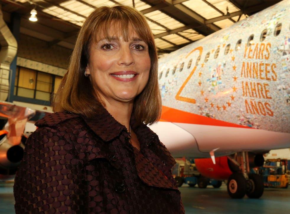 Easyjet chief executive