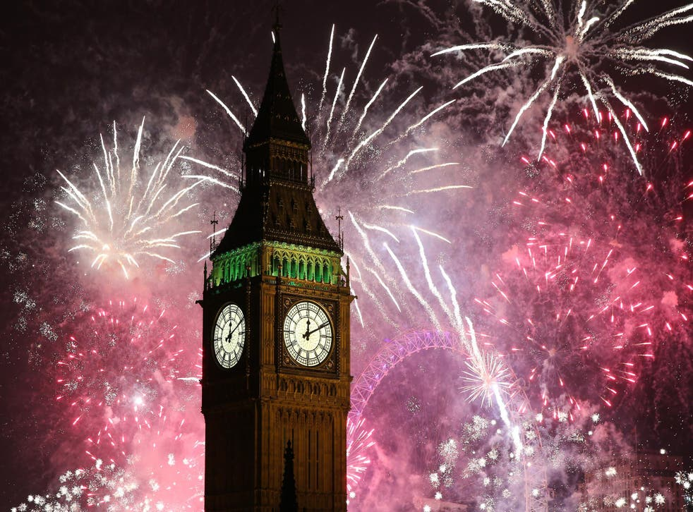 Happy New Year from the readers of the Independent