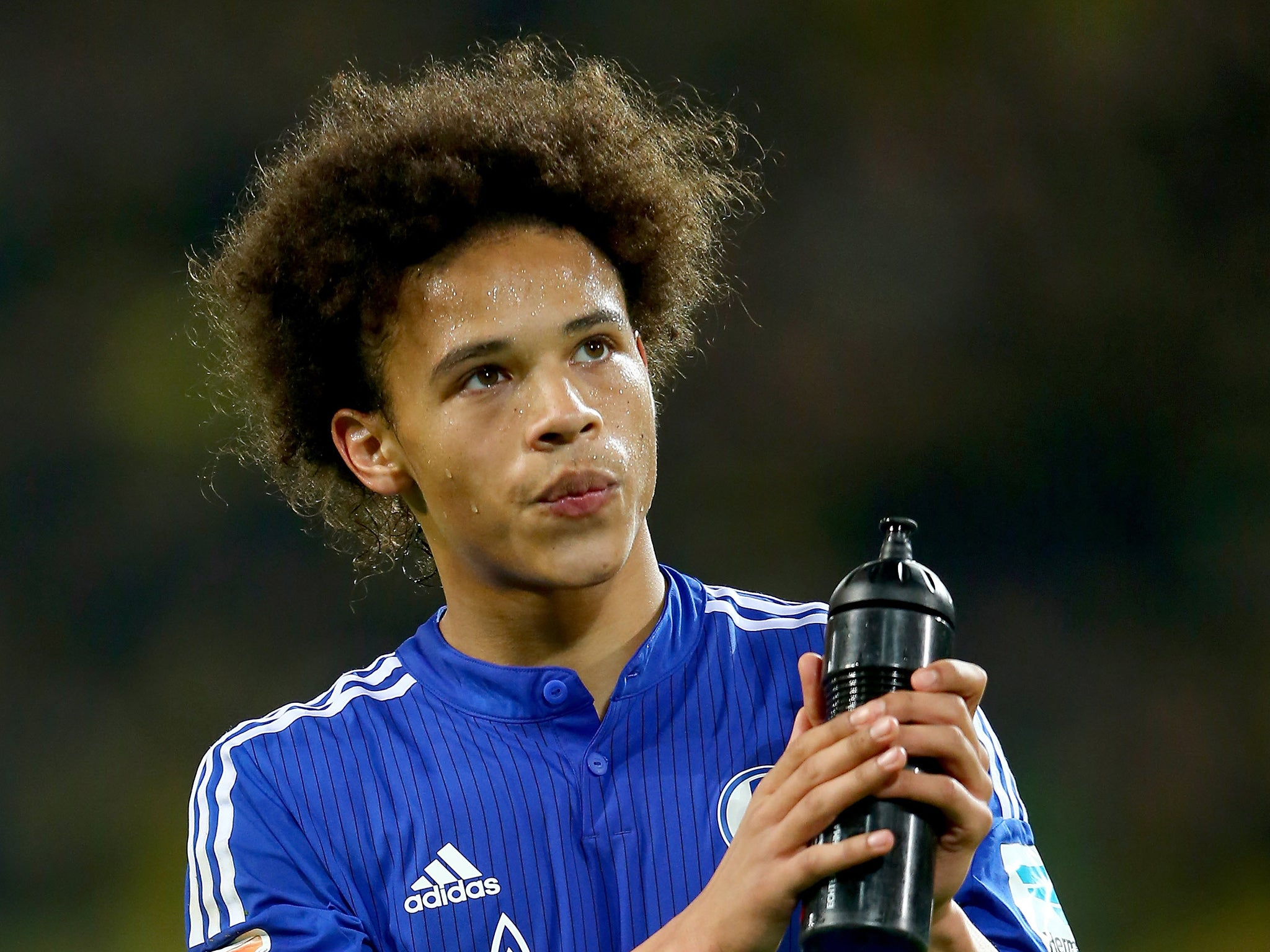 Manchester City transfer news: Schalke 04 youngster Leroy Sane identified as main January window ...