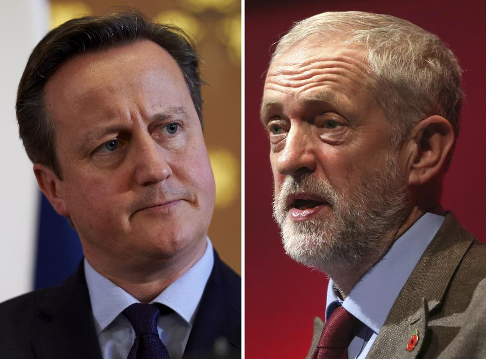 David Cameron and Jeremy Corbyn will both face challenges in party management in 2016