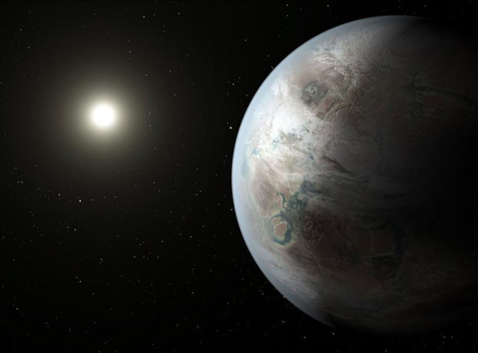 Kepler-452b is a planet discovered in the Cygnus constellation and is said by Nasa to be in the habitable zone