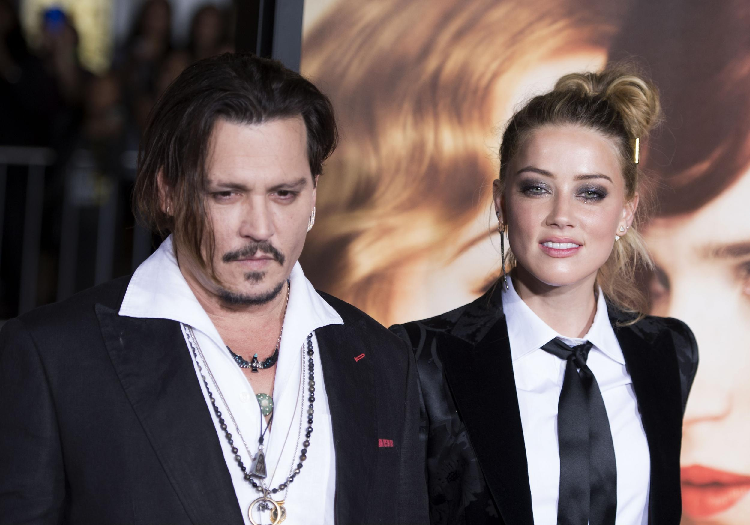 Daughter Johnny Depp won the lead role in the film