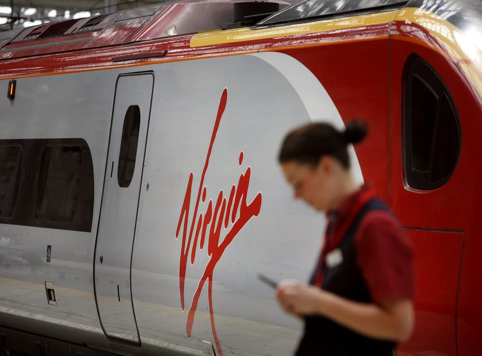 The biggest fare hike was a season ticket on the Virgin Trains route between Birmingham and London Euston