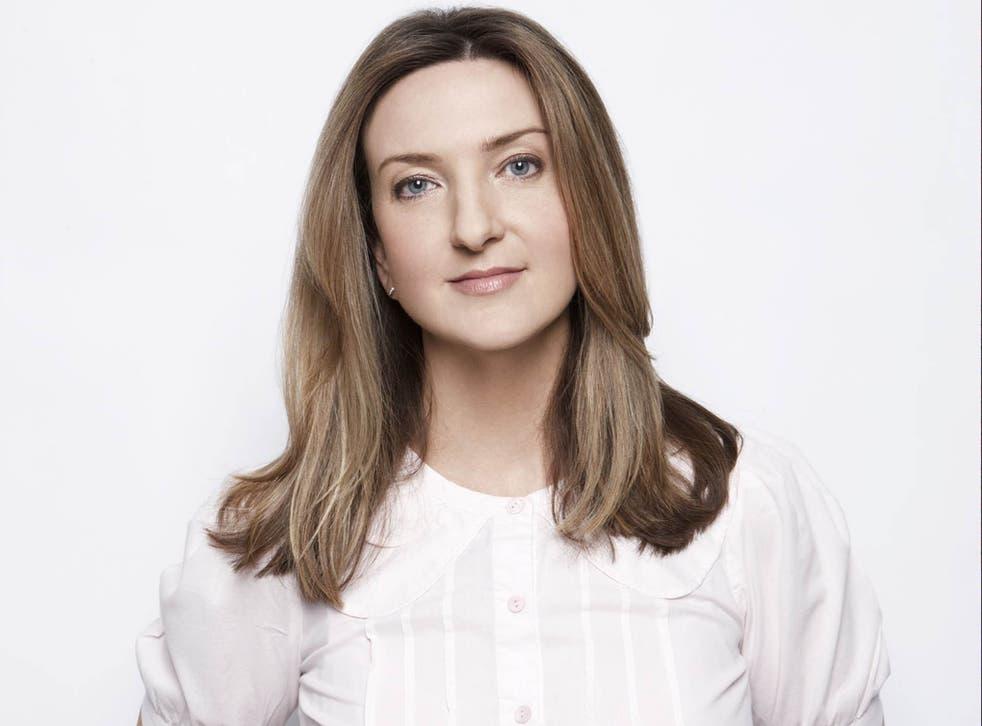 Radio presenter Victoria Derbyshire