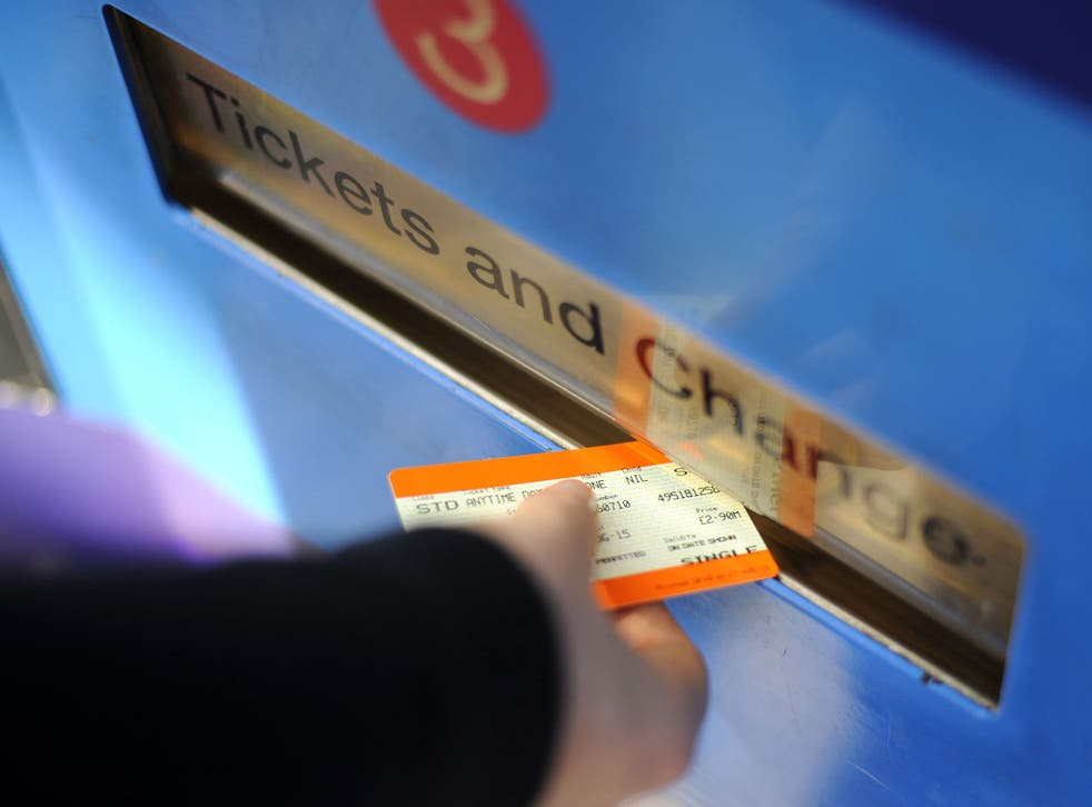 Train fares in Britain are among the most expensive in Europe