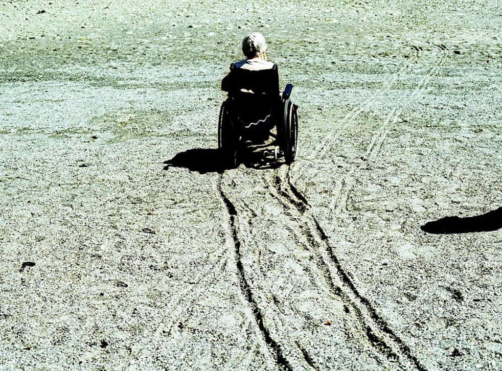 'I'm not confined to my wheelchair - I am liberated by it'