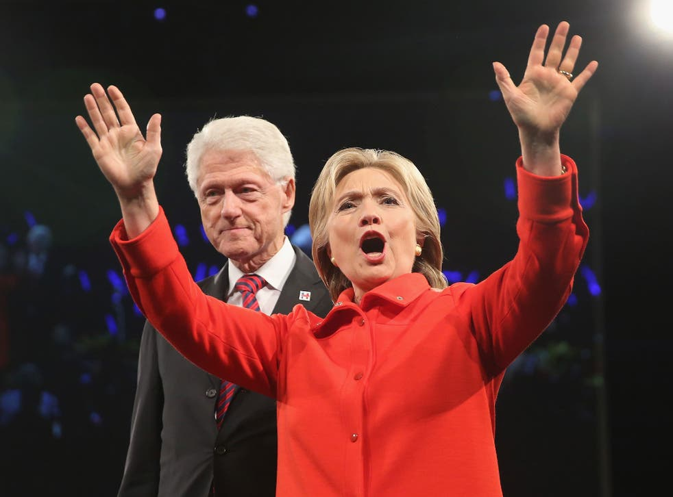 Hillary Clinton is relying on Bill's charisma and his abilities as a fundraiser