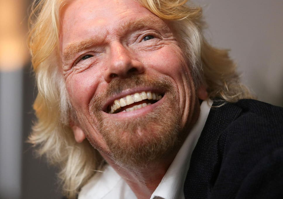 richard branson reveals virgin galactic s plans for a clean uk