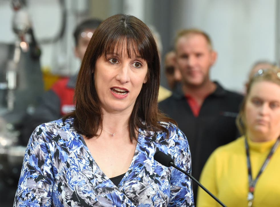 Rachel Reeves: the Government must make it more attractive to save