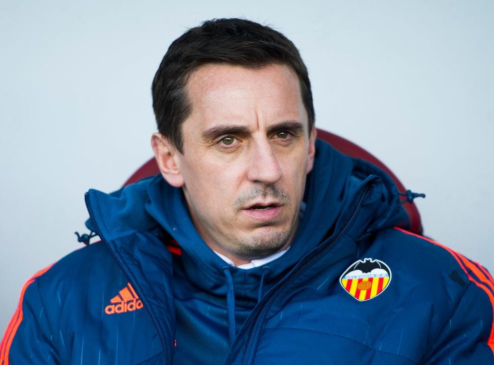 Valencia vs Real Madrid: Gary Neville reveals he wants to ...
