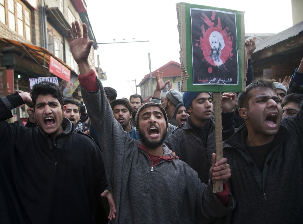 Saudi Arabia came under criticism in January after executing Shia cleric Sheikh Nimr al-Nimr