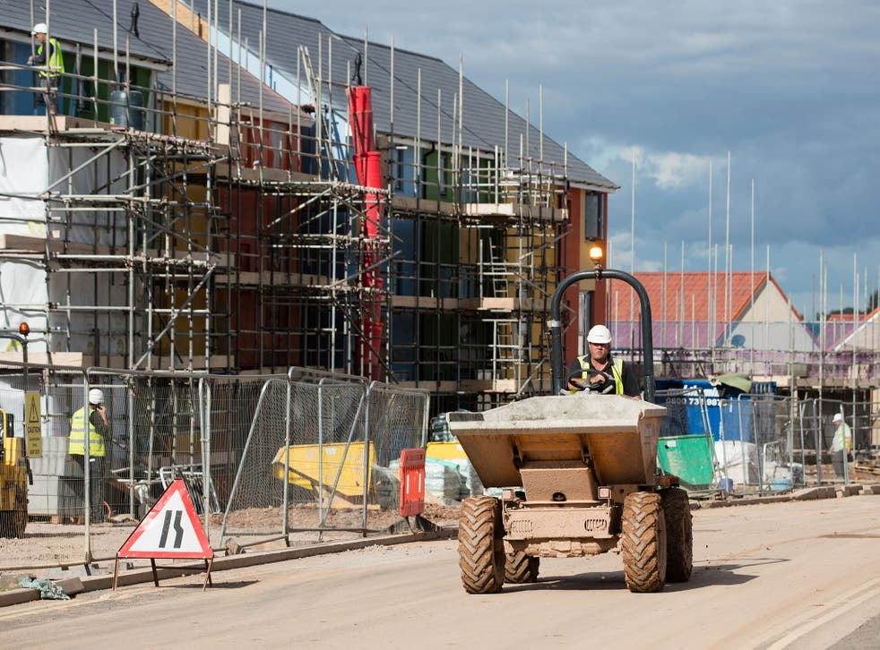 The Prime Minister wants to help developers to start building