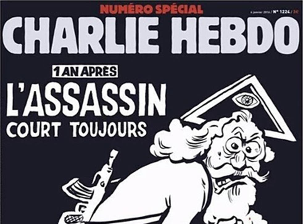 The French magazine has released a special edition to mark the first anniversary of the tragedy at their offices