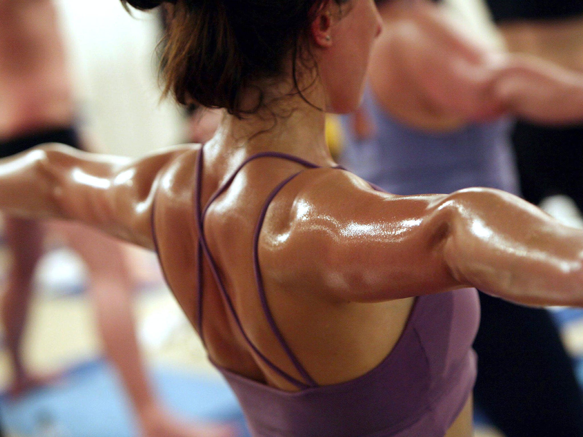 People who post their fitness routine to Facebook have psychological…