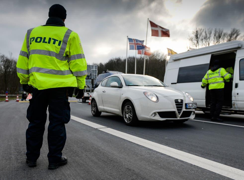 Denmark has taken the decision to tighten its border controls
