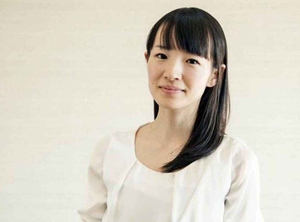 Neat freak: Marie Kondo turned an obsession with tidiness into big business (Marie Takahashi)