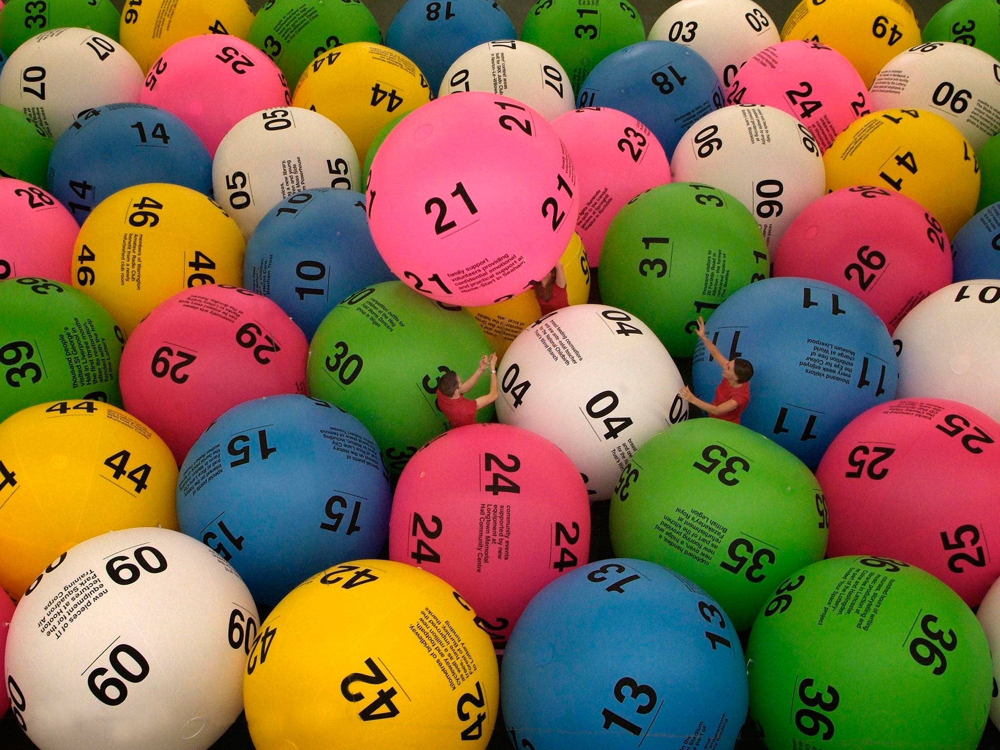 National Lottery: What are the most drawn Lotto numbers? | The Independent  | The Independent