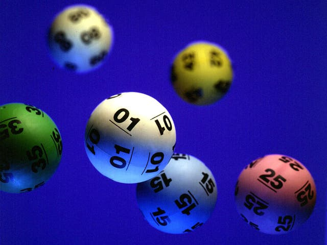 One lucky gambler could take home £57.8 million this weekend