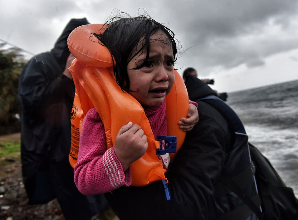 In a detailed report on the Government's response to the Syrian refugee crisis, the IDC said it would welcome UK action to resettling 3,000 vulnerable children in Europe