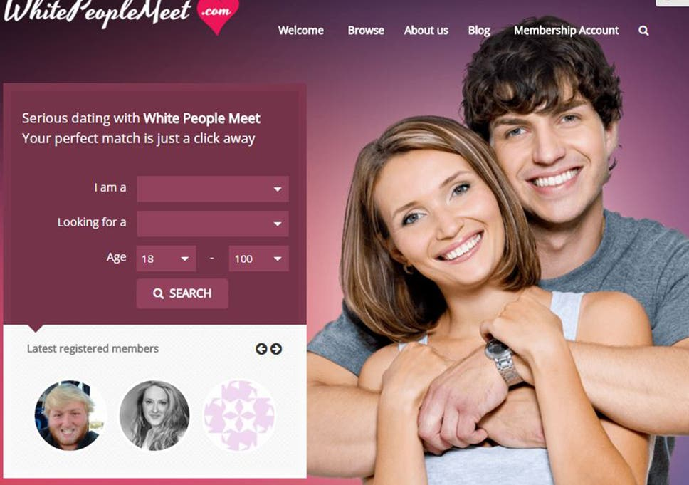 Dating website where you swipe