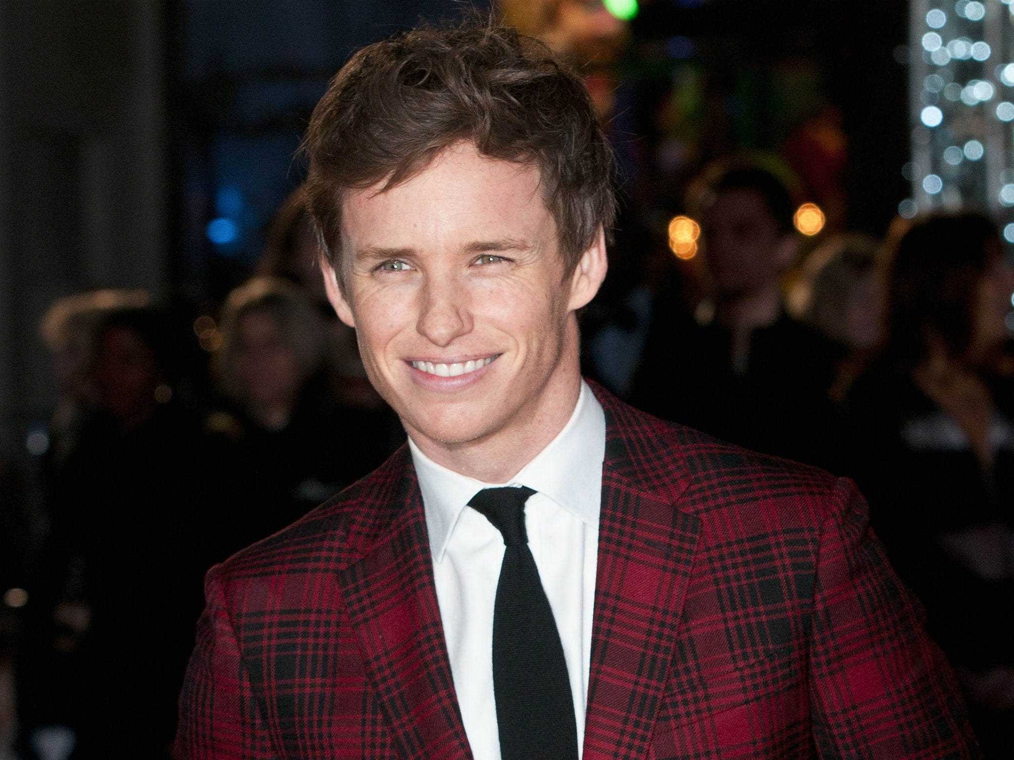 Eddie Redmayne reveals...