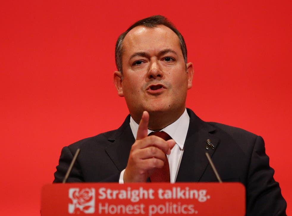 Michael Dugher has been sacked as Shadow Culture Secretary