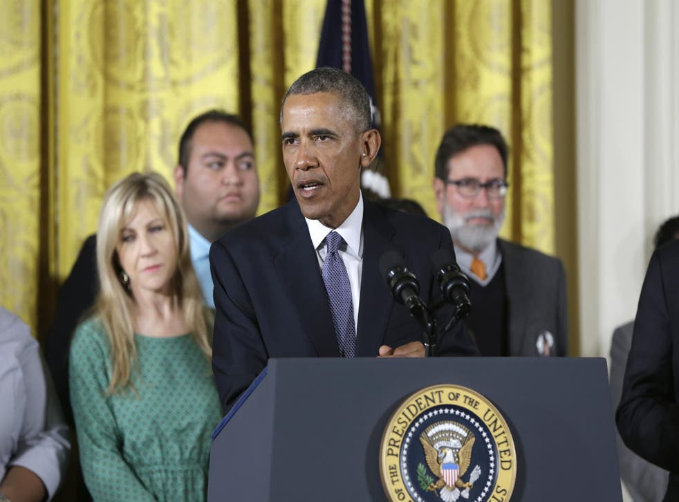 Obama reveals his plan to curb gun violence.