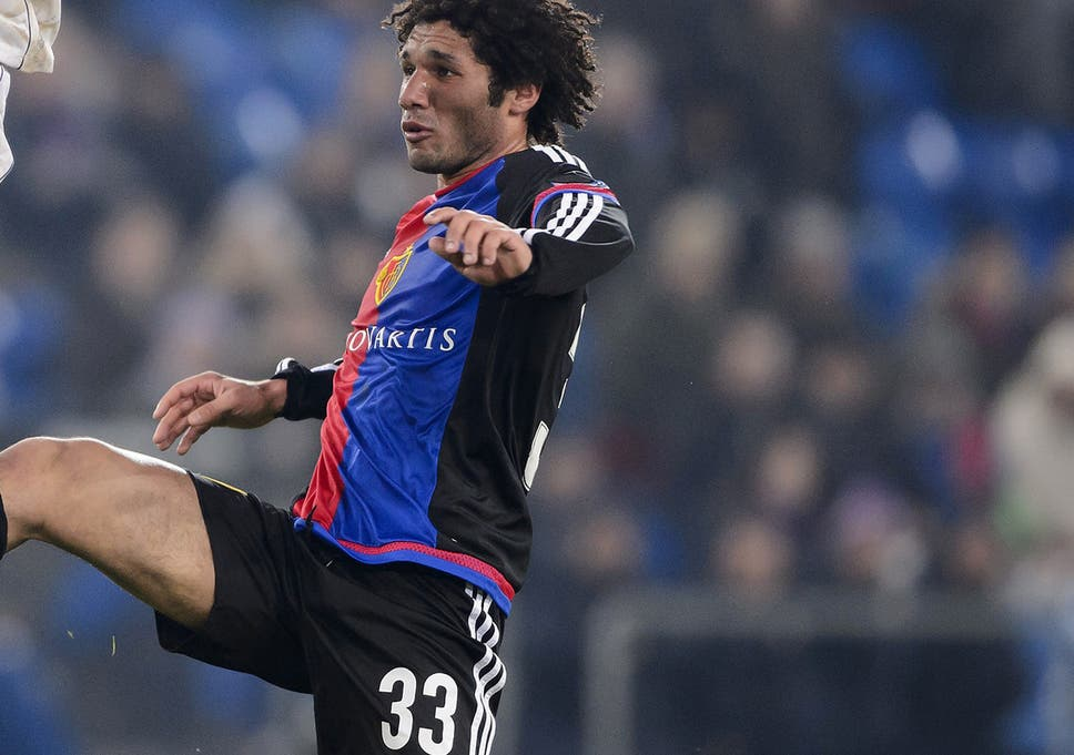 3487b121ee4 Mohamed Elneny shirt number  why the Basel man will not be able to retain  number when he moves to Arsenal
