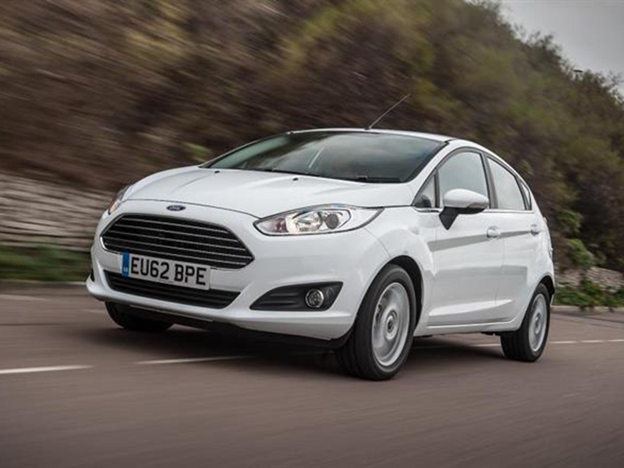 1: Ford Fiesta