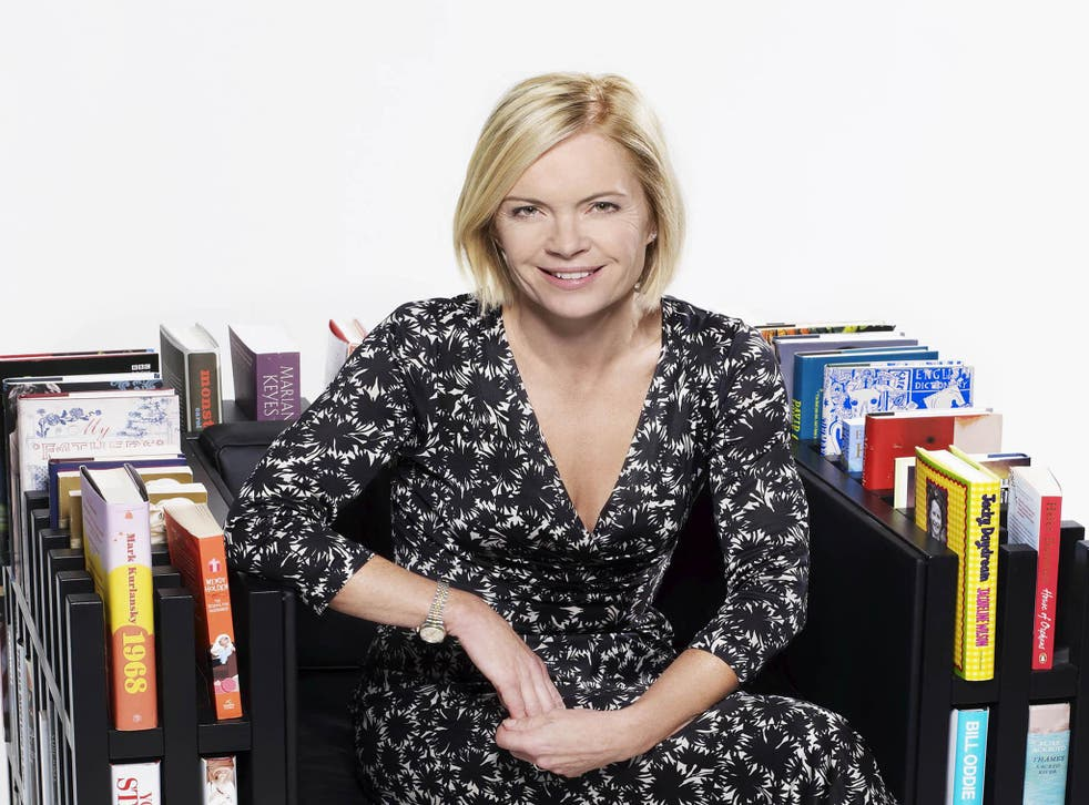Read it and weep: Mariella Frostrup, whose Sky Arts book show was axed in 2013