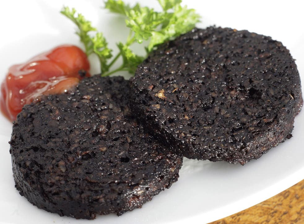Black pudding has been hailed as a superfood