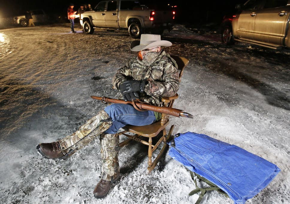 Oregon occupation: Inside the Malheur National Wildlife