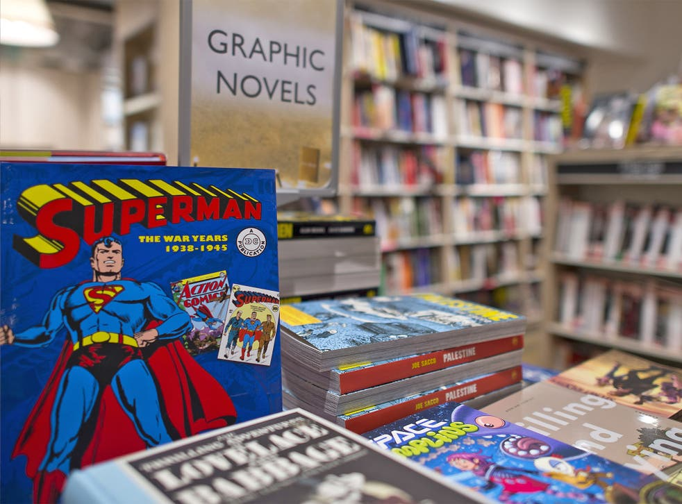 The graphic novel festival in Angoulême, France, is one of the biggest in the world