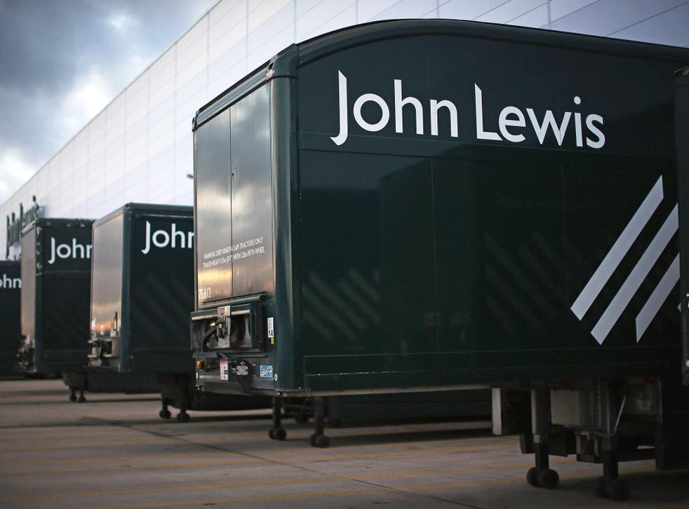 Managing director Andy Street said John Lewis had outperformed the market with its festive sales