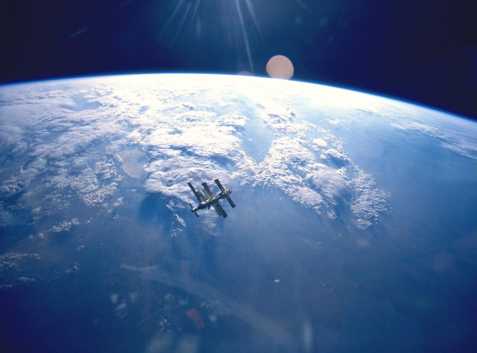 Experts think the spheres are almost certainly space objects – most likely from a rocket or satellite that would normally have burnt up when it re-entered the atmosphere
