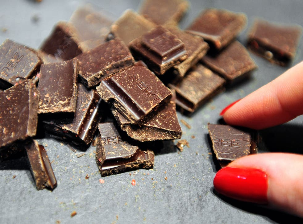 The Sirt diet includes chocolate