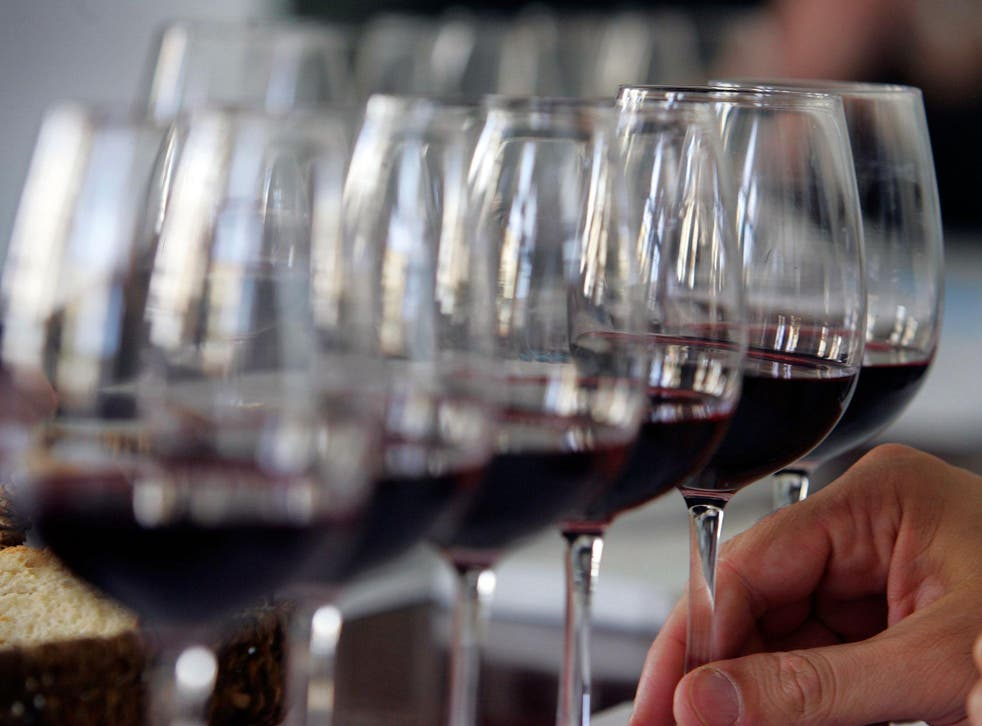 Wines will be chosen from around the world