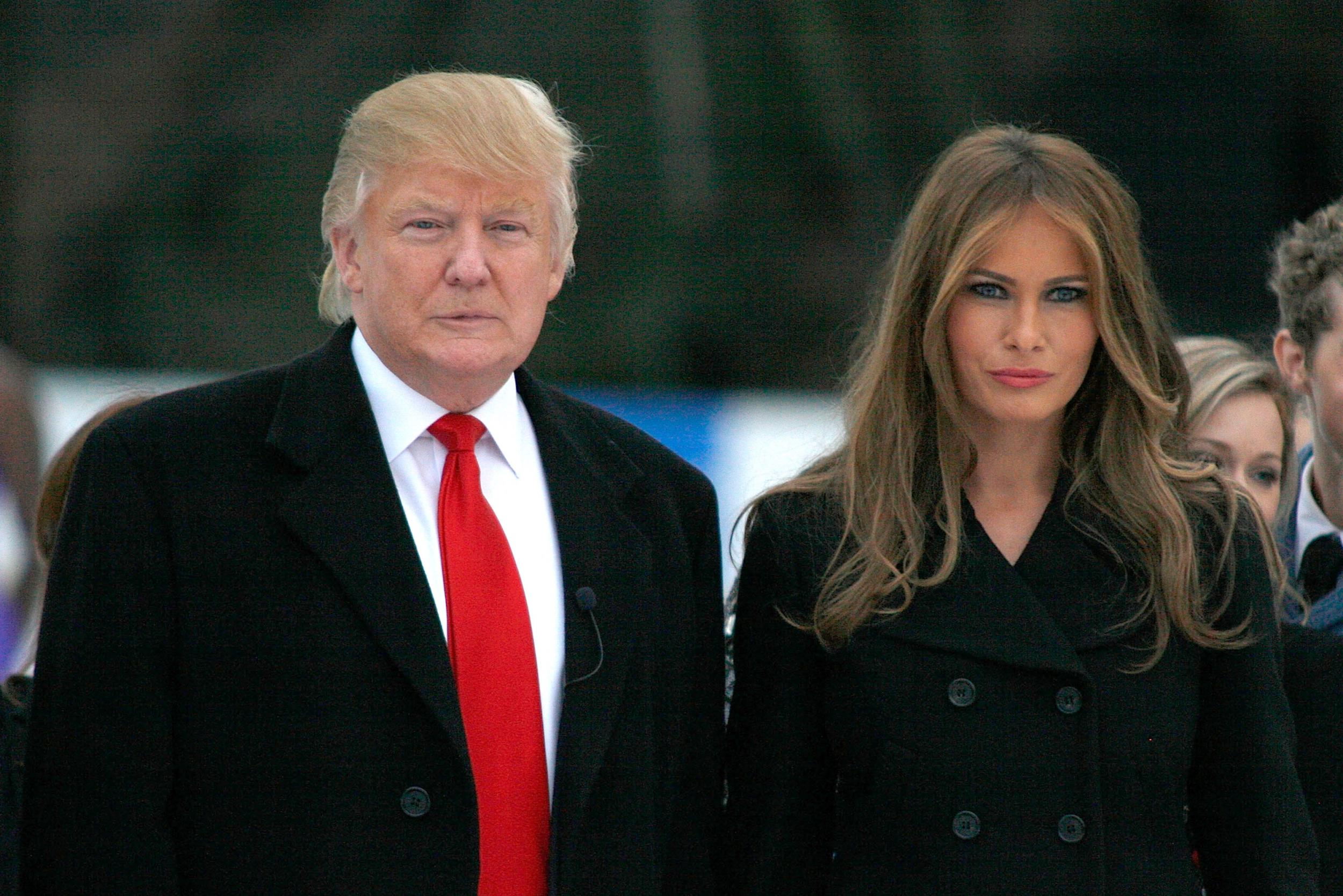 Melania Trump: What we know about Donald Trump's private wife | The  Independent | The Independent