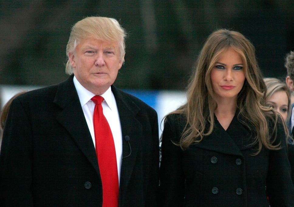 a2a7db98d4c89 Melania Trump  What we know about Donald Trump s private wife