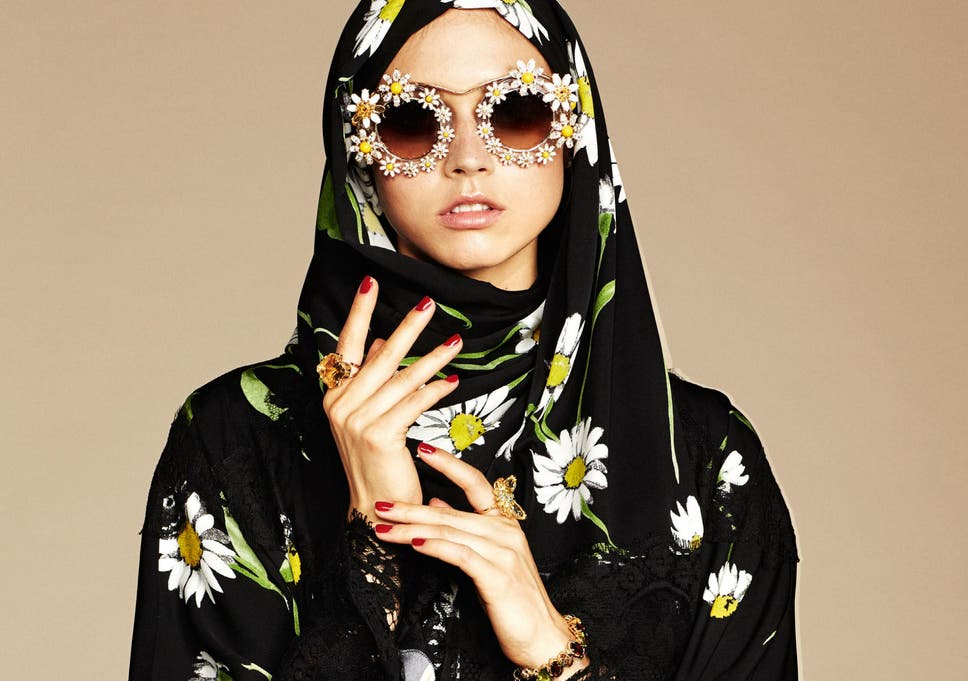 Dolce Gabbanas Luxury Hijab Collection Speaks To Financial