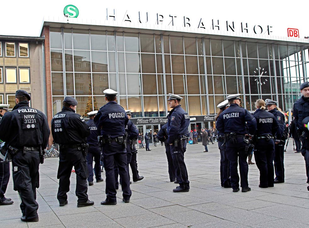The pair are understood to have been detained overnight while near Cologne's central station – an area where many of the New Year's Eve assaults took place